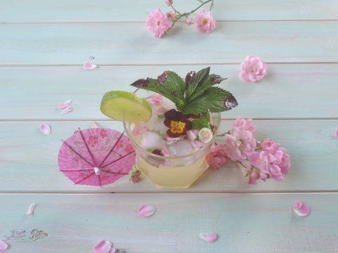 Flower Mojito