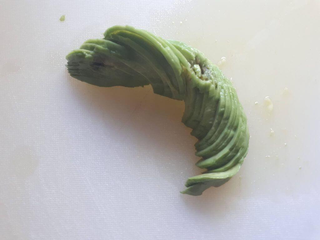 Rosellina di avocado