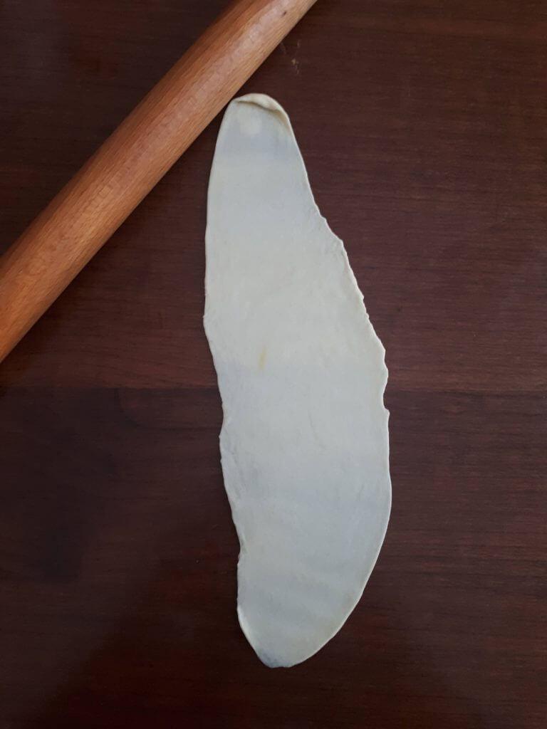 Lingue di pasta matta