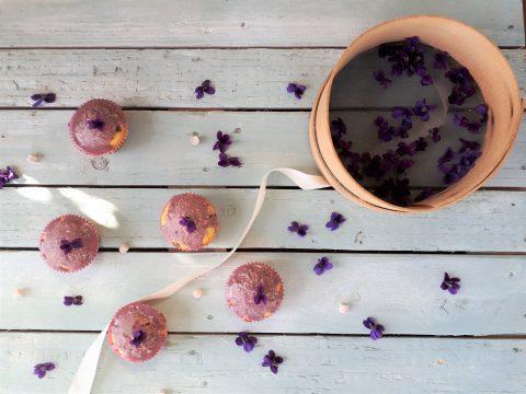 Muffin alle viole