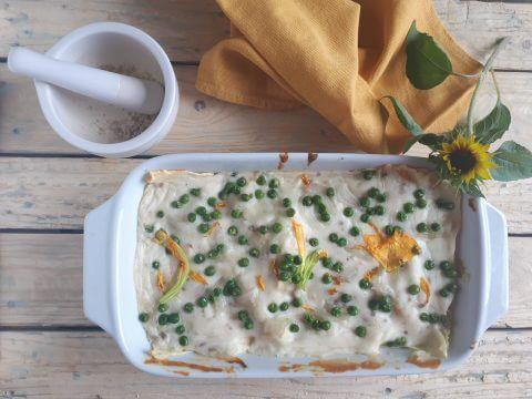 Lasagne vegetariane dell'orto